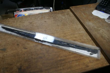 Windshield Wiper Blade-All Season Plus Wiper Blade,ACDelco Specialty 8-122,AC Delco 89000980,New